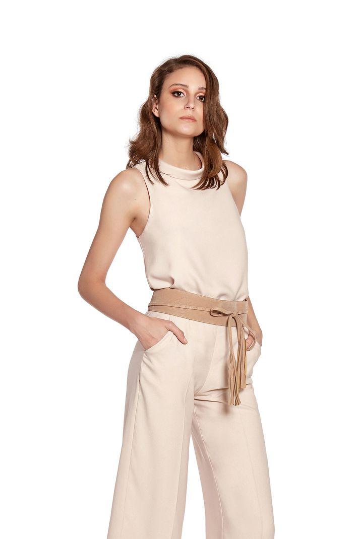 Top Evase Crepe Dior - 36