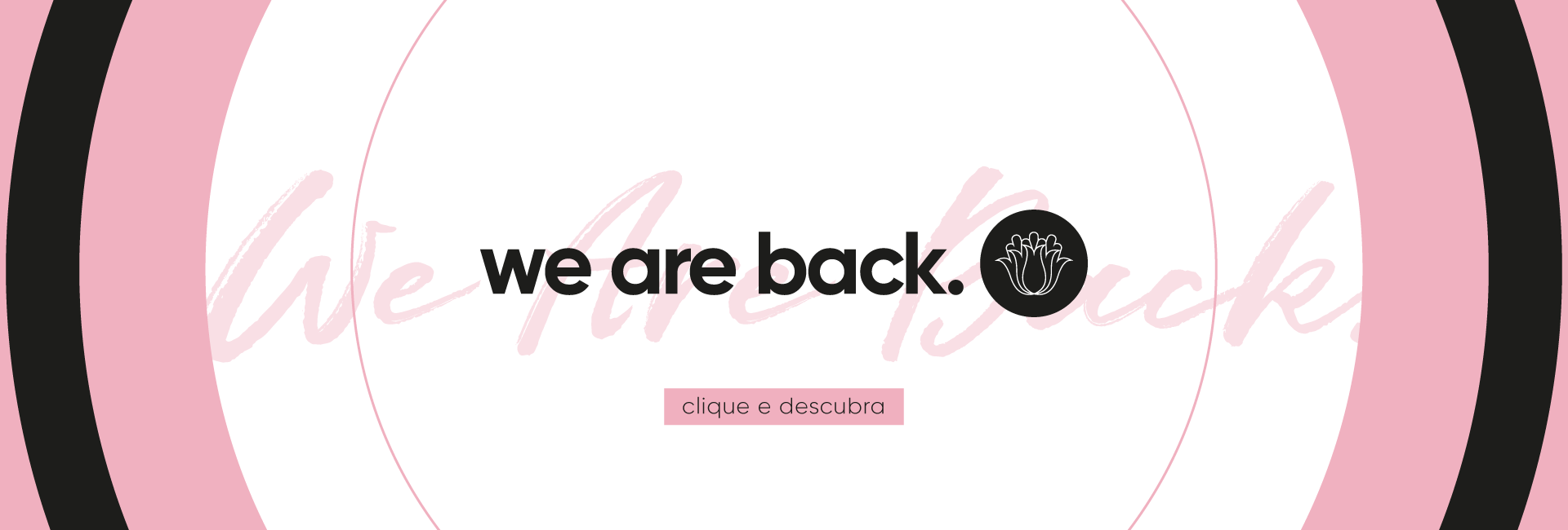 Banner We Are Back