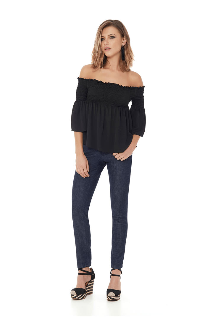 Calça Jeans Basic Skinny - 44