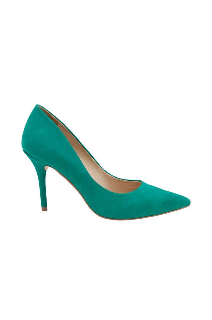 Scarpin Color Verde Verde - 35