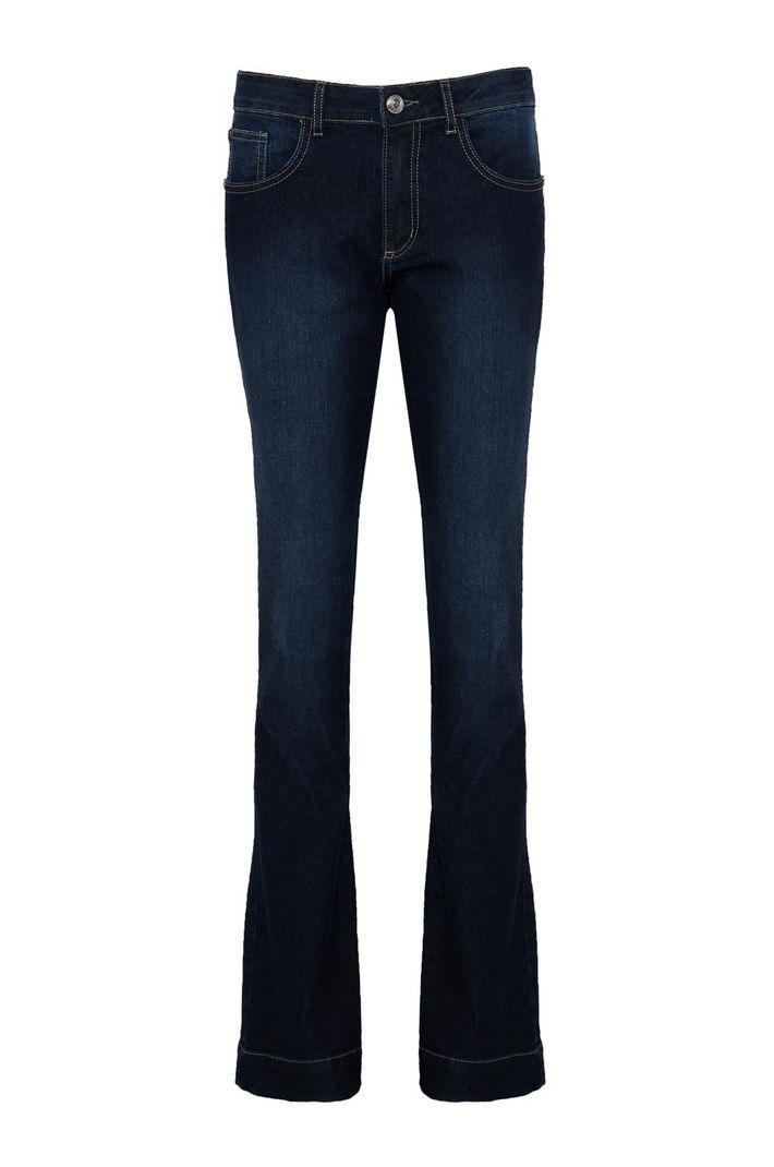 Calça Jeans Bootcut Basic - 46