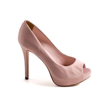 467aa2a9d1 Sapato Peep Toe Feminino - Compre Sapato Online