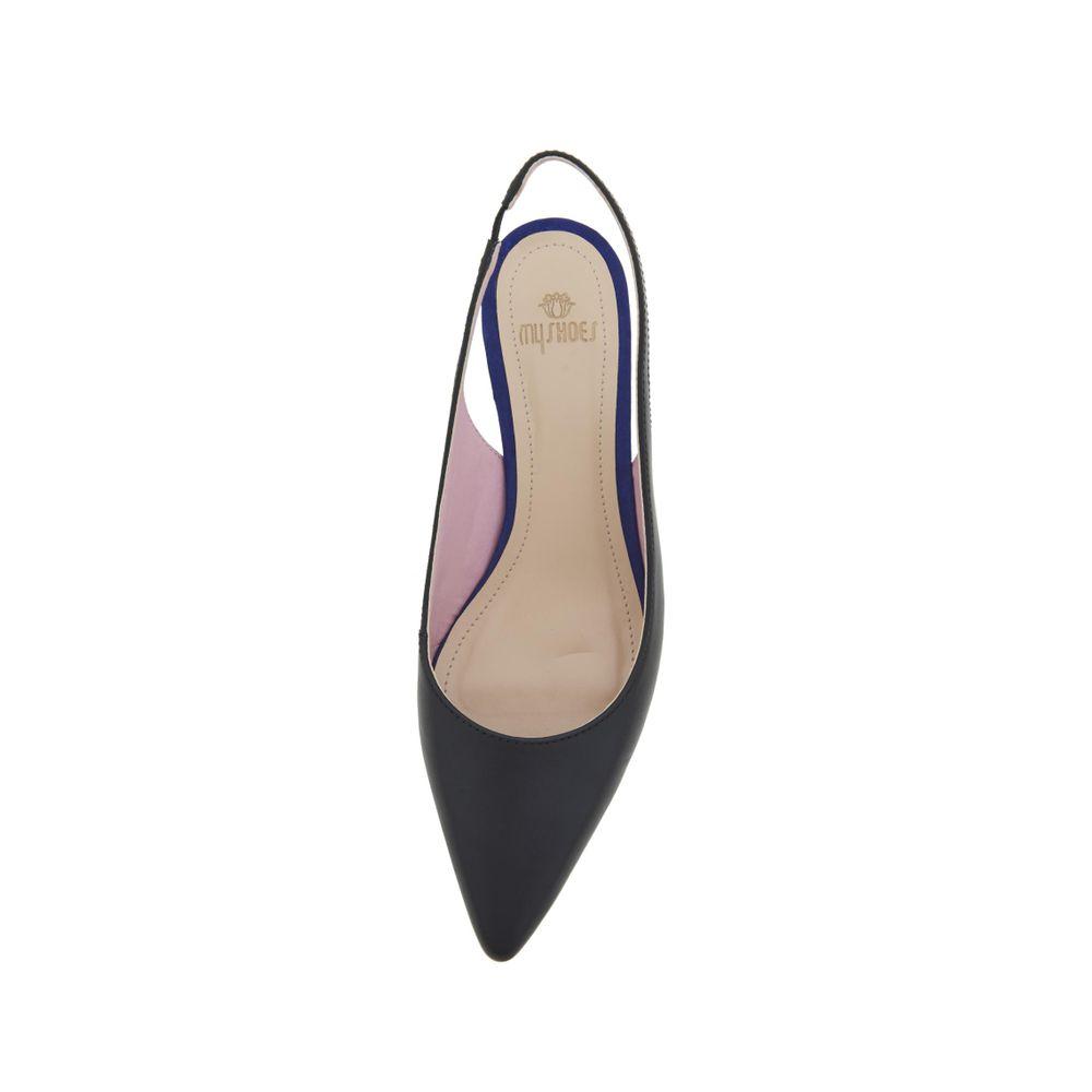 70ecee1819 Scarpin Colorido Preto - TVZ Loja Online Oficial - MyShoes