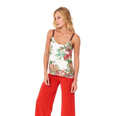 TOP SOFT GGT RED TROPICAL
