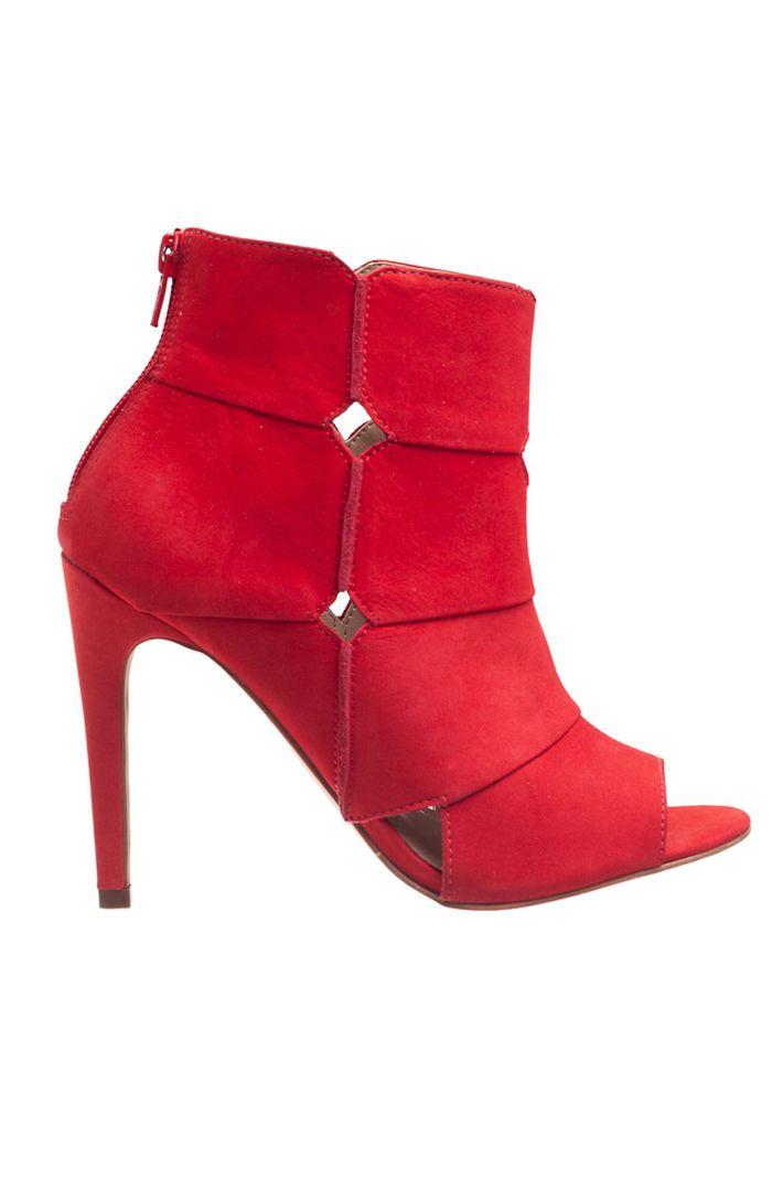 Open Boot Vermelho - 36