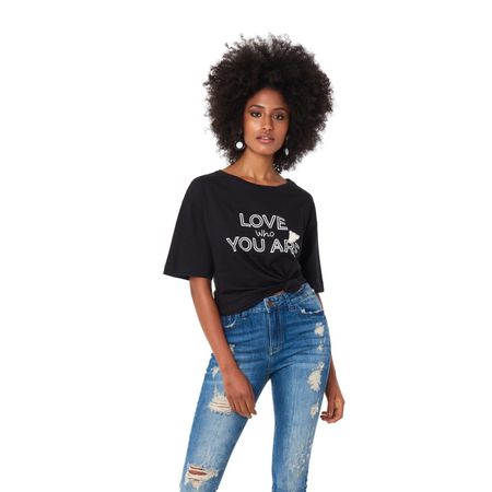 TP T-SHIRT LOVE WHO YOU ARE
