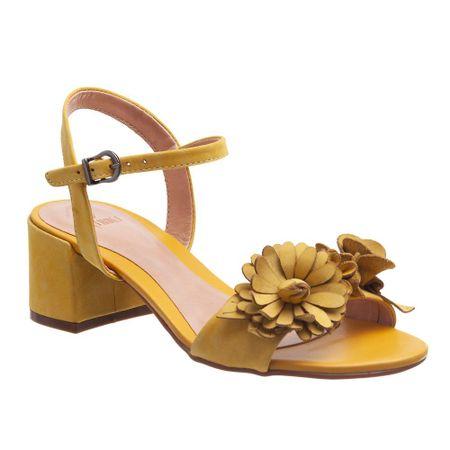 SANDALIA FLOWERS COLOR