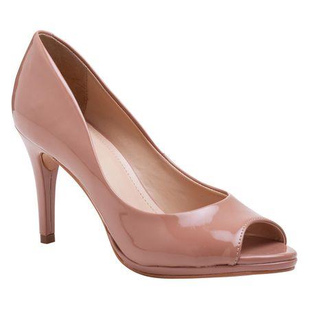 7cb491edb6 Sapato Peep Toe Feminino - Compre Sapato Online