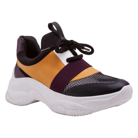 TENIS CHUNKY COLOR